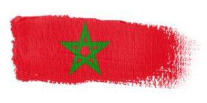 de-vlag-marokko-van-de-penseelstreek-4384378