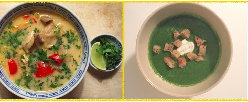 Fantastic Four Soups
