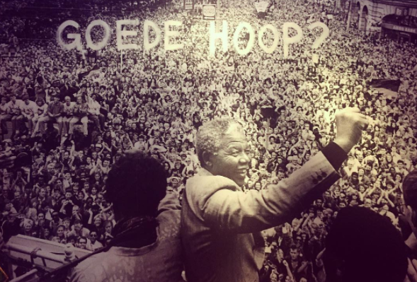 Good Hope? A reflection on an exhibition on South Africa – the Netherlands relations since 1600.